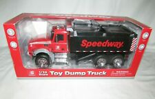 1/24 Scale Speedway NIB First Gear, Dump Truck with Working Lights and Sounds