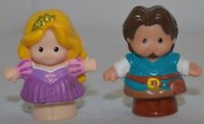 Fisher Price Tangled Rapunzel Flynn Ryder Little People Disney Songs Princess