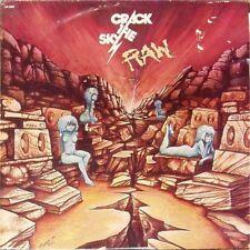 CRACK THE SKY 'RAW' US IMPORT LP