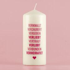 Taufkerze Patenkerze Blumenkranz Fuchs Kerze Name Datum Spruch Kerze478
