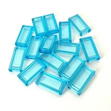 Lot of 100 New 1 x 1 Powder Blue Bricks Lego hard to find color !!