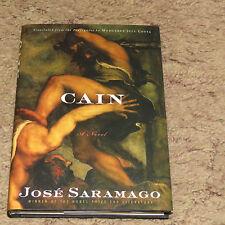 Cain by José Saramago (2011, Hardcover)