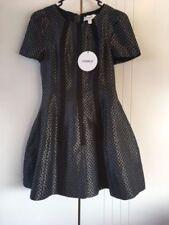Jacquard Regular Size Dresses for Women