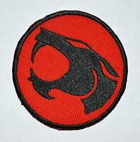 Thundercats Retro Badge Iron on Sew on Embroidered Patch
