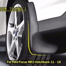 XUKEY Splash Guards Mudguards For Ford Focus 11-18 Mk3 Hatchback 15 16 Mud Flaps