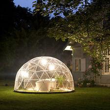 Linea geodetica GIARDINO Igloo estate / inverno a cupola