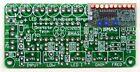 10 LED Bargraph Display PCB, DIY audio color organ spectrum analyzer meter board