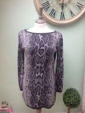 NEXT Acrylic Long Sleeve Dresses Midi