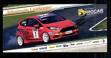 Johannes Leidinger Autogrammkarte Original Signiert Motorsport + G 15264