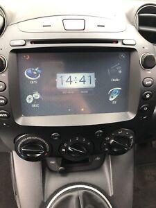 Mazda 2 Sat Nav/ Bt/usb/ipod/dvd Touch Screen 🇬🇧