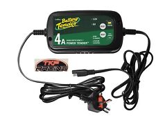 BATTERY TENDER 1.25 AMP DUAL SELECTABLE POWER TENDER LITHIUM MOTORCYCLE QUAD ATV