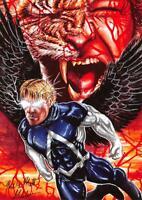 ANIMAL MAN / DC Comics The New 52 (Cryptozoic 2012) BASE Trading Card #03