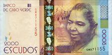 Kap Verde / Cape Verde 2000 Escudos 2014 Pick 74 (1)