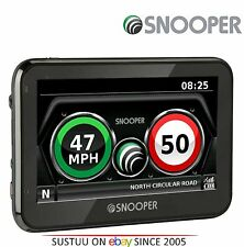 Snooper My Speed XL GPS Traffic Camera Trap & Speed Limit Detection System