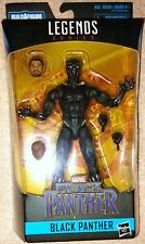 Marvel Legends Hasbro BuildAfigure Okoye Black Panther figure MOSC