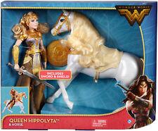 2017  Queen Hippolyta & Horse set  # FDF45