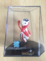 London 2012 Olympic Games Souvenir Wenlock Figure In Case
