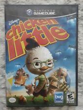 Disney's Chicken Little (Nintendo GameCube, 2005) Video Game.