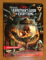 Dungeons & Dragons Xanathar's Guide to Everything 5th Edition