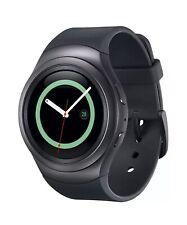 Samsung Gear S2 SM-R720 4GB Dark Grey Smartwatch Sport Strap IP68