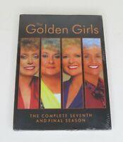 THE GOLDEN GIRLS: COMPLETE SEVENTH & FINAL SEASON, 3-DISC DVD SET, BETTY WHITE