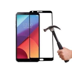 Full Screen Cover LG V50s,Stylo 5,G8x,G8,K30,K40 Tempered Glass Screen Protector