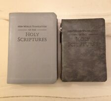 NEW WORLD TRANSLATION POCKET BIBLE COVER, Jehovah's Witnesses Gifts