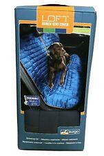 "Kurgo Waterproof Loft Bench Seat Cover for Dogs Blue/Gray 55"" x 45"" x .25"""