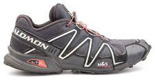 Men's Salomon Speedcross 3 Black Athletic Running Outdoor Hiking Shoe - Size 10