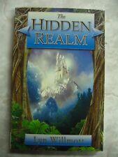 The Hidden Realm by Lyn Willmott Signed pb 2005 YA b84