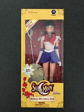 "Sailor Moon Saturn Figure Doll Vintage Irwin 11.5"" MINT"