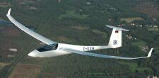 Ventus 2 Schempp-Hirth Glider Airplane Desktop Wood Model Big New