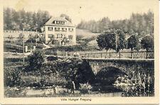 AK Freyung, Villa Hunger, nicht gel. ca 1910 (?)
