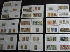 FRANCE collection of old stuff in sales cards, unverified, check them out!
