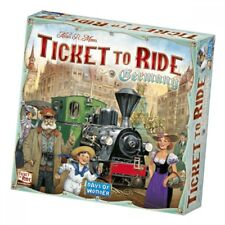 Ticket to Ride Germany Days of Wonder Dow720115