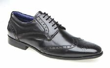 Unbranded 100% Leather Lace-up Round Toe Shoes for Men