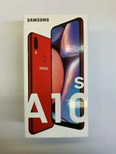 Samsung Galaxy A10S   Color: Red/Blue   Brand New, Authentic GSM Unlocked   32GB