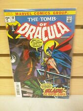 The Tomb of Dracula #10 Marvel 2019 Facsimile Reprint VF/NM 1st Appearance Blade