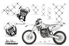 Dirt Bike Graphics Kit Decal Wrap For Yamaha WR250 WR450F 2005-2006 RELOADED K W