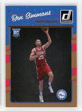 2016-17 Ben Simmons Panini Donruss Rookie RC #151