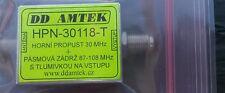 Scanner Filter - Fm 88-108 & Below 30 Mhz - Dd Amtek - Free Shipping