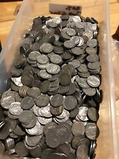 Bulk Lot Of (25) Full Date Buffalo Nickels, Dealers Lot!