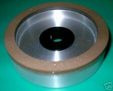 6A2 Diamond grinding wheel 100mm D126 CON 75 for carbide and non-ferrous