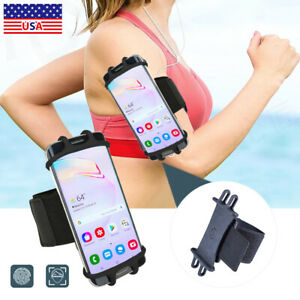 Sport Armband Gym Running Jogging Arm Band Bag Case Holder Cover For Cell Phone