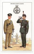The Royal Green Jackets - Postcard #61