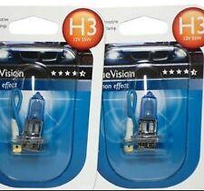 100% Original Philips 4000K Fog Light Foglamps Bulbs Bulb H3 55W