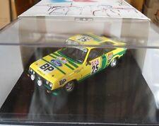 FORD ESCORT RS2000 MAROCCO RALLY 1979 - TROFEU 1/43 NEUF