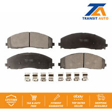 Front TEC Ceramic Brake Pads Fits Ford F-250 Super Duty F-350 F-450
