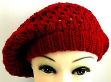 Ladies Womens Plain Autumn Beret Hat Girls 80's fashion Cap UK STOCK AND SELLER