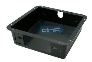 Car Stereo Single Din Universal Under Dash Overhead Radio Mounting Install kit